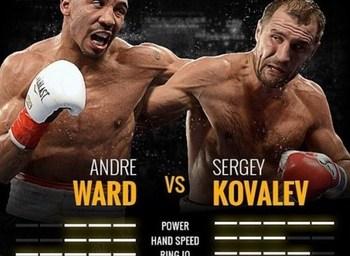 Боксер Сергей Ковалев: хочу реванша с Уордом