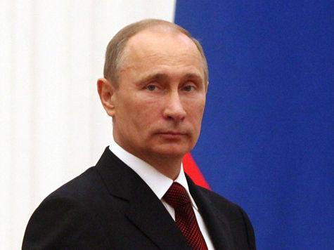 Владимир Путин призвал ополчение Новороссии открыть гуманитарный коридор для украинских военных