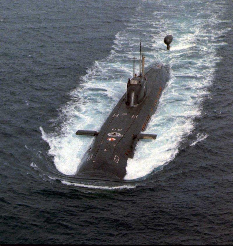 В отсеках Холодной войны. Противостояние ВМФ СССР и ВМС США