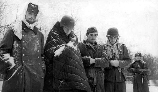 То, что вспоминала моя бабушка про конец войны — Вы просто совсем не знаете русских..