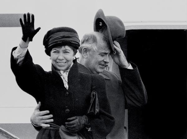 Кто придумал президента. О Горбачёве,иуде.