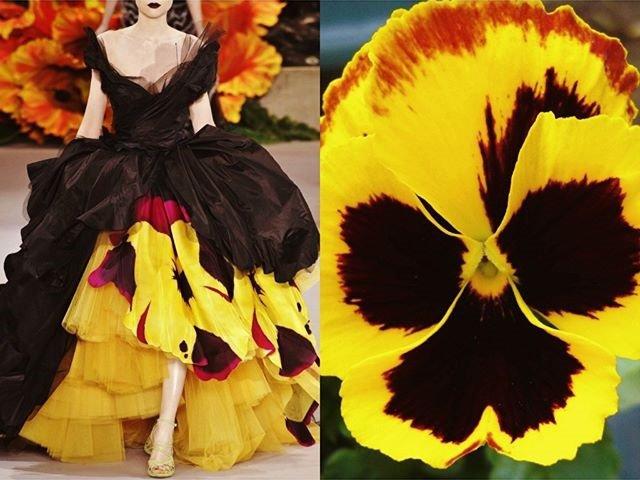 Мода и природа — 15 невероятных платьев от самых талантливых дизайнеров всего мира