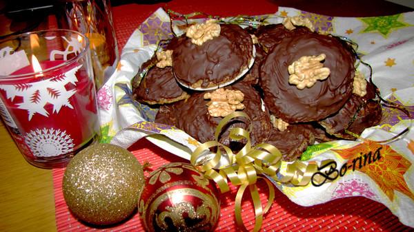 Lebkuchen - рождественские пряники
