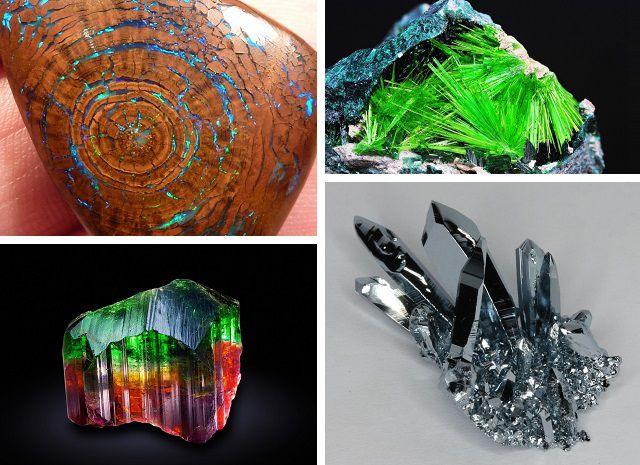 Самые удивительные минералы удивительные, минералы