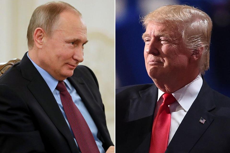 Путин и Трамп впервые встретятся утром 7 июля