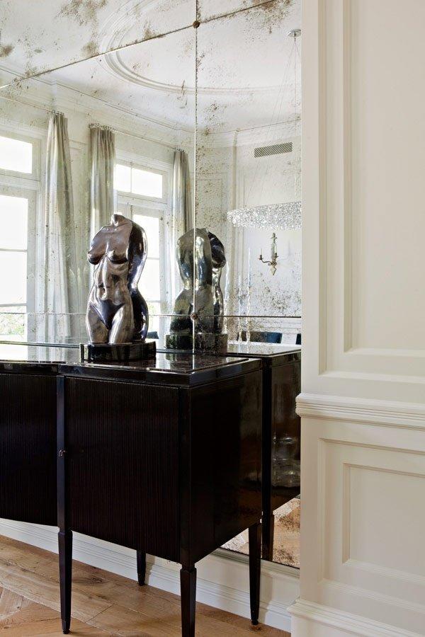 Как использовать зеркала в маленьком пространстве: 5 советов от дизайнера