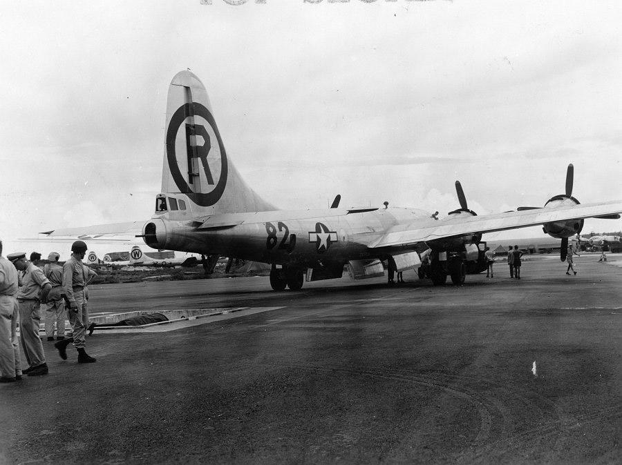 Бомбардировщик B-29
