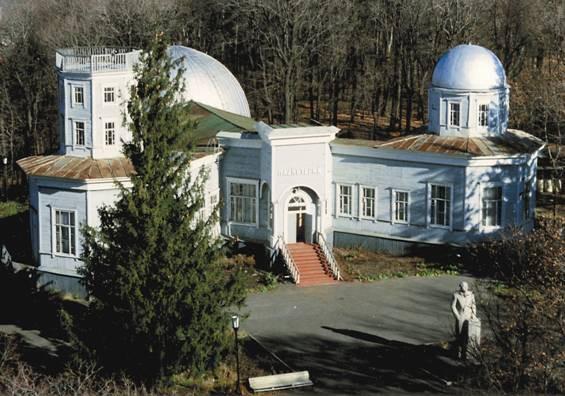 Экскурсия по заброшенному пензенскому планетарию