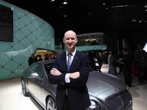Ричард Леопольд, Bentley: «Заполучить Путина как промоутера было бы совсем непросто»