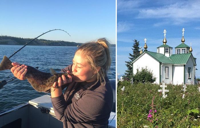 Нинильчик – русская деревня на Аляске