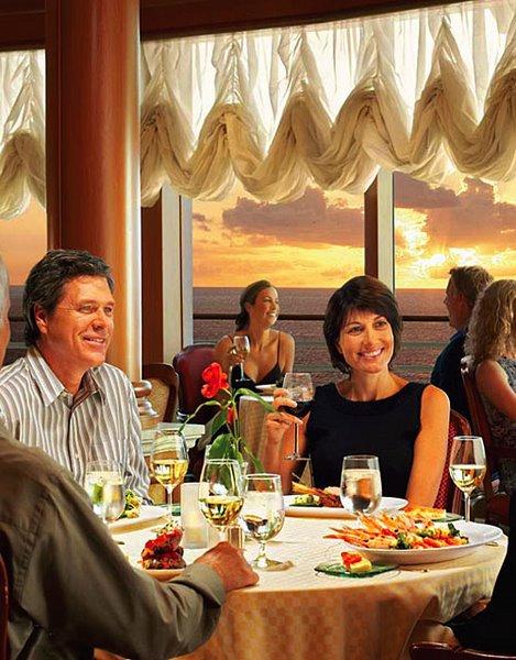 Как получить максимум удовольствия от похода в ресторан от Алексея Дмитриева.