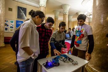 Три тысячи человек посетили научный фестиваль в Волгограде