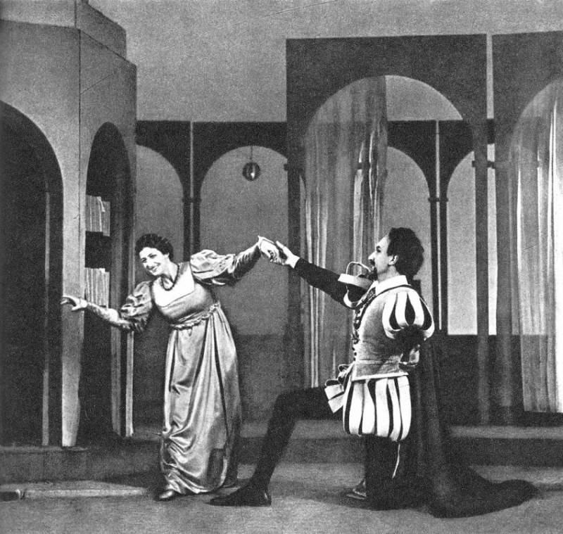 Актёры театров времён СССР