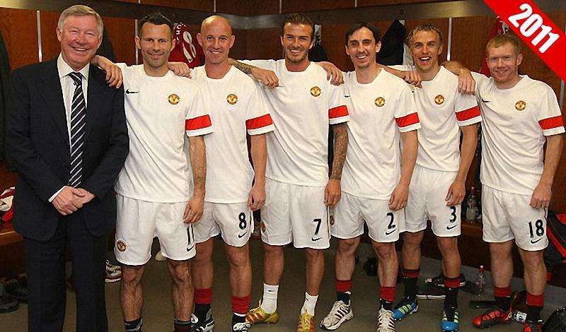 072 Алекс Фергюсон: Самый титулованный тренер Манчестер Юнайтед