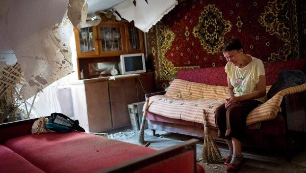 Российские фотожурналисты показали лондонцам ужасы войны на Украине