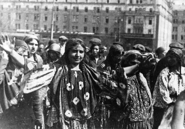 Как в СССР боролись с цыганами