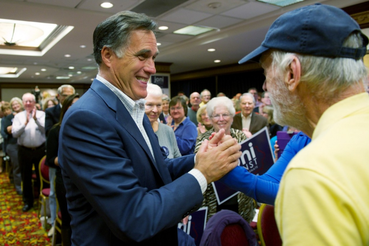 Can't quit Mitt: Friends say Romney feels nudge to consider a 2016 presidential run