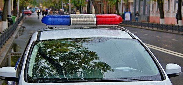 В Москве выросло количество аварий с участием полицейских
