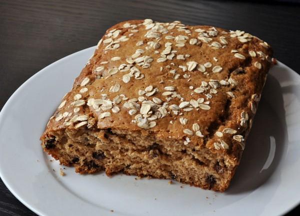 Хлеб с сухофруктами рецепт