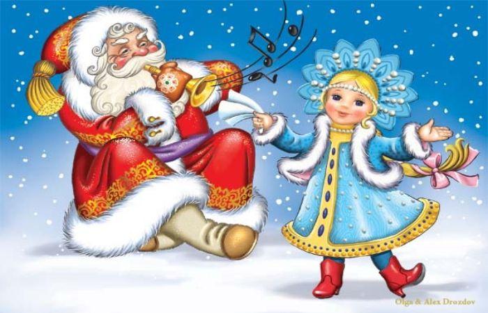 Праздничное настроение: Новогодние иллюстрации, которые возвращают в детство