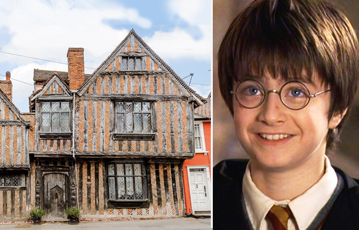 Дом Гарри Поттера выставили на продажу: сколько стоит поселиться в сказке