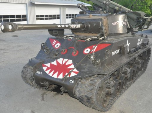 На аукционе в Калифорнии продали военной техники на 10 миллионов