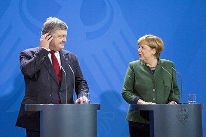Немецкая газета обвинила Киев в эскалации конфликта в Донбассе