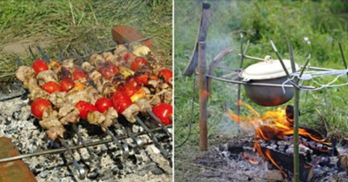 7 ярких блюд на костре, которые не уступают даже шашлыку