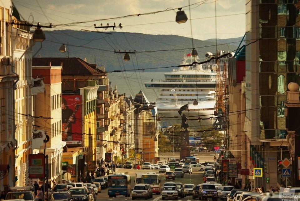 Город воды Владивосток — топ-8 достопримечательностей