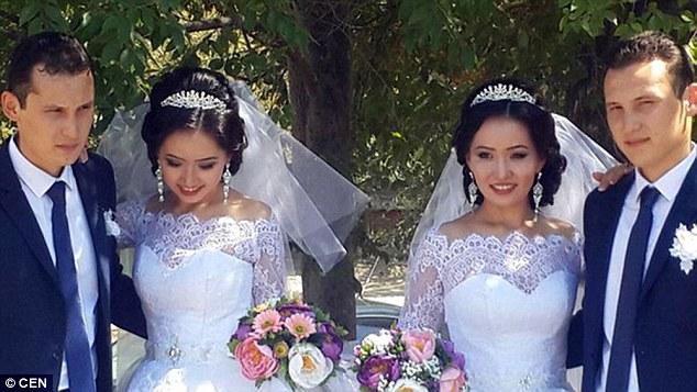 В глазах двоится: братья-близнецы женились на двойняшках и живут в одной квартире