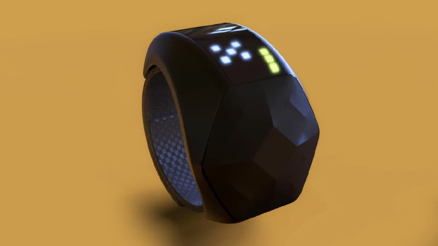 Ну и гаджеты: музыкальное кольцо, эффектная лампа и дактилологическая роборука