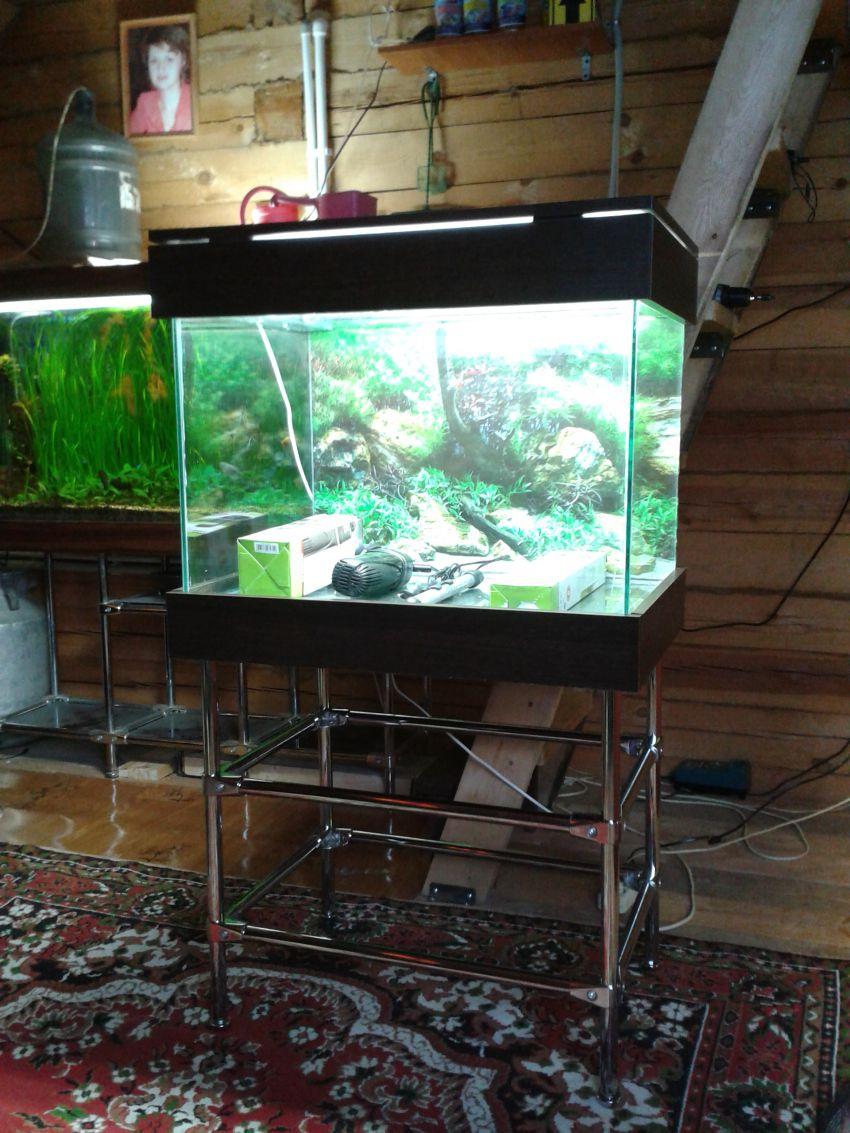 Тумба под аквариум своими руками: чертежи, фото, видео 71