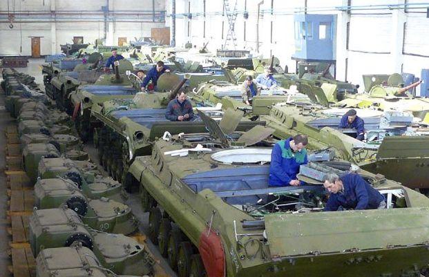Порошенко: «Укроборонпром» разработал новое вооружение