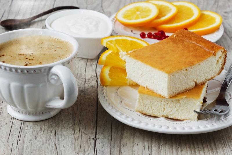 пирожное в домашних условиях