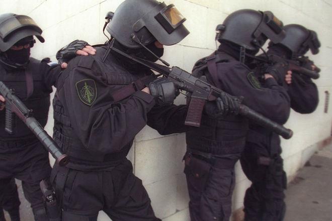 Самооборона от ветерана группы Альфа