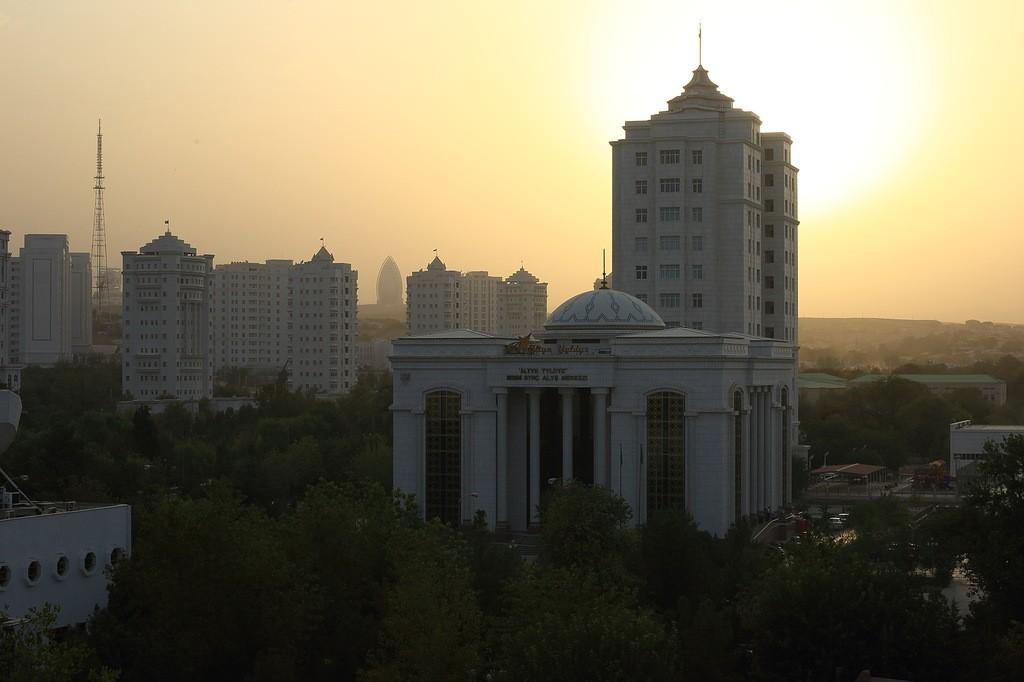 Ashgabat30 Ашхабад сегодня