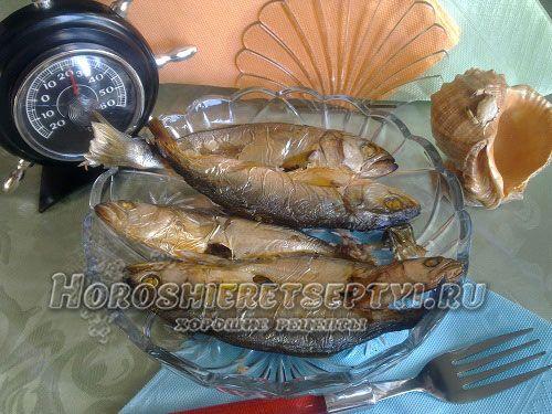 Как в домашних условиях приготовить рыбу горячего