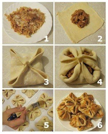 Идеи красивой выпечки
