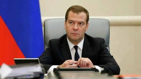 Медведев предупредил об ассиметричном ответе России на новые санкции