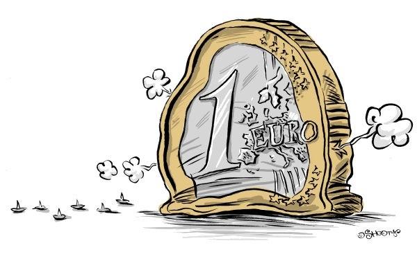 Три крупнейшие экономики еврозоны охватил кризис