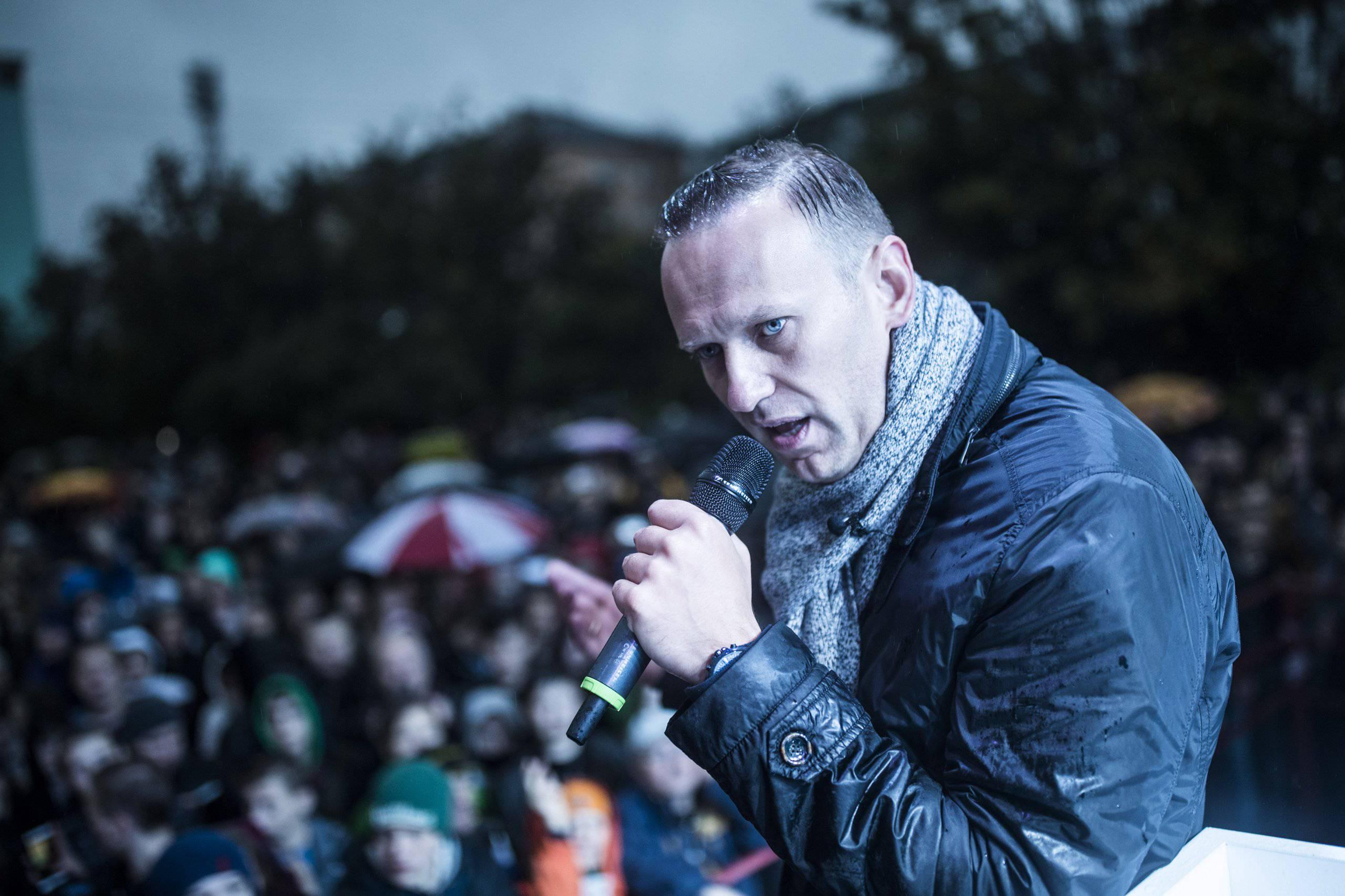 За спекуляциями Навального н…