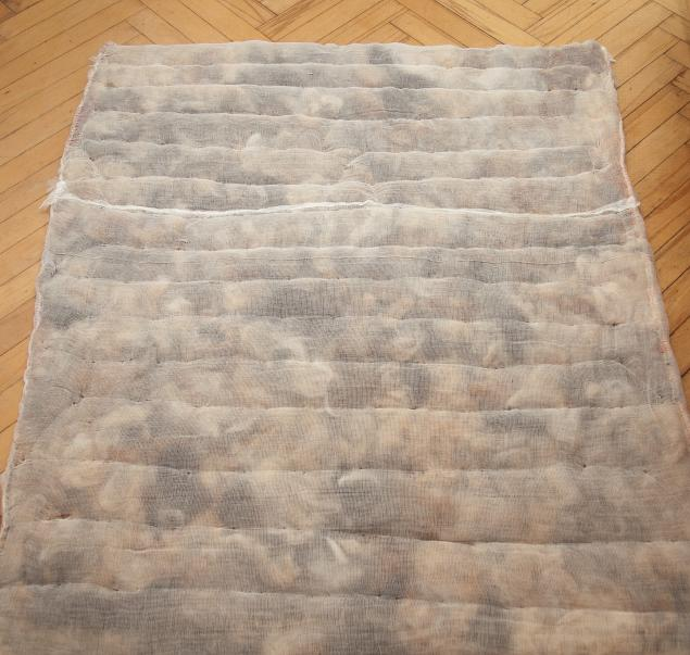 Как сшить одеяло шерстяное 97