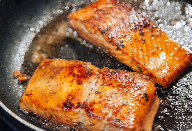 Ваша рыба больше не пригорит…