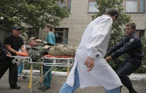 Каждый в Донецке соприкоснулся с бедой или ощутил дыхание бездны
