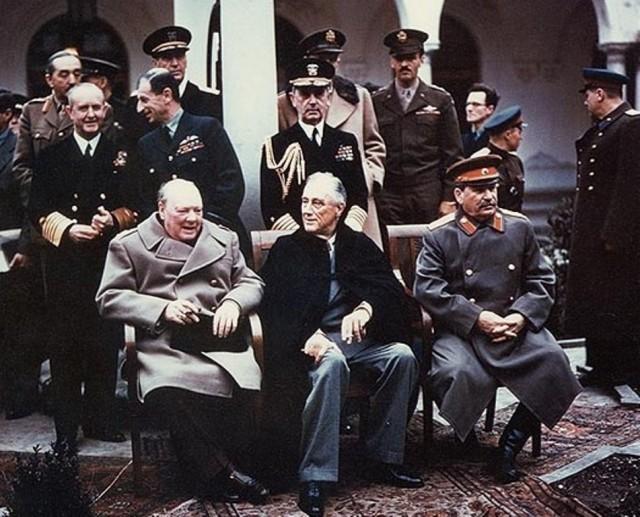 В США обвинили русских в искажении истории Второй мировой