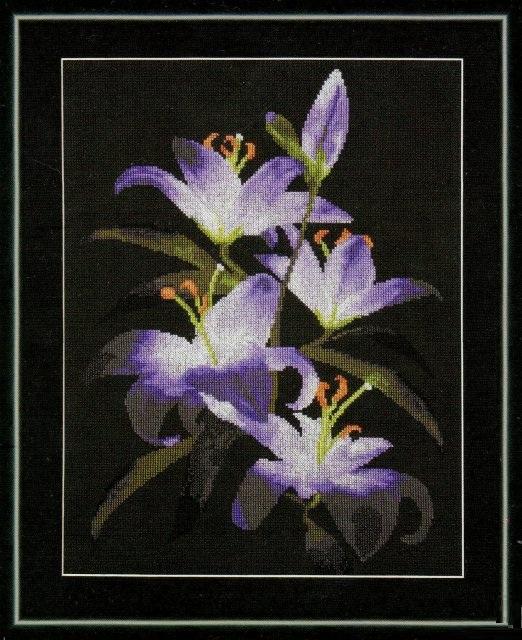 Night Lilies (Ночные лилии)