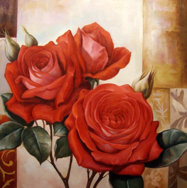 Смородинов Руслан. Розы