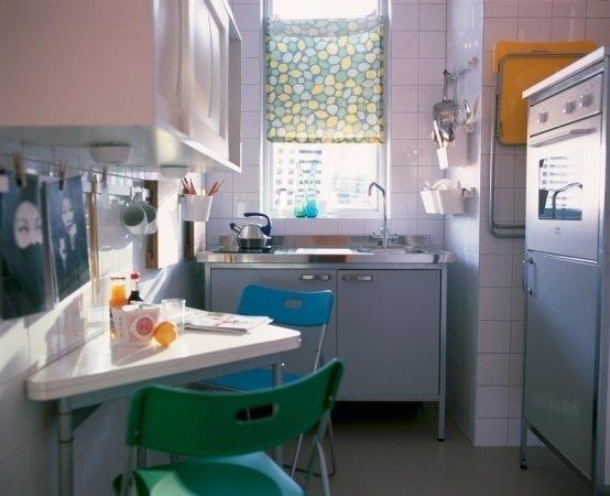 Как организовать обеденную зону в ограниченном пространстве: 10 идей и способов
