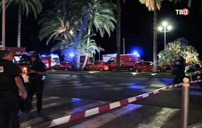 Теракт в Ницце: не менее 80 человек погибли