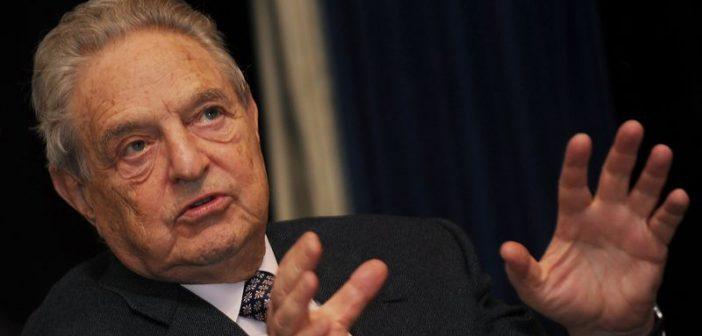 Сорос: США избрали президентом мошенника и потенциального диктатора